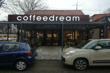 Coffee Dream - ALU profili