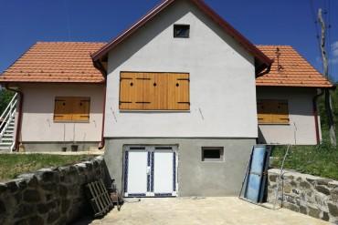 ALU prozori i vrata u Bogdancima