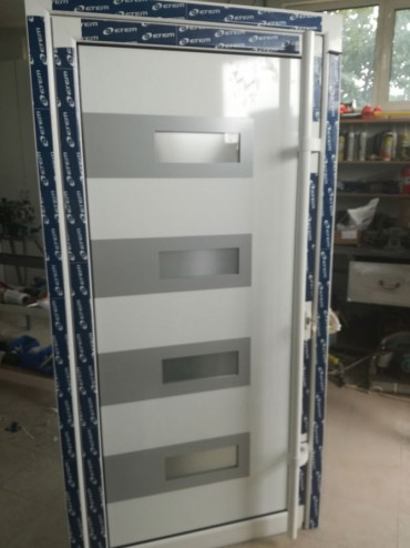 Alu vrata - nova vrsta panela